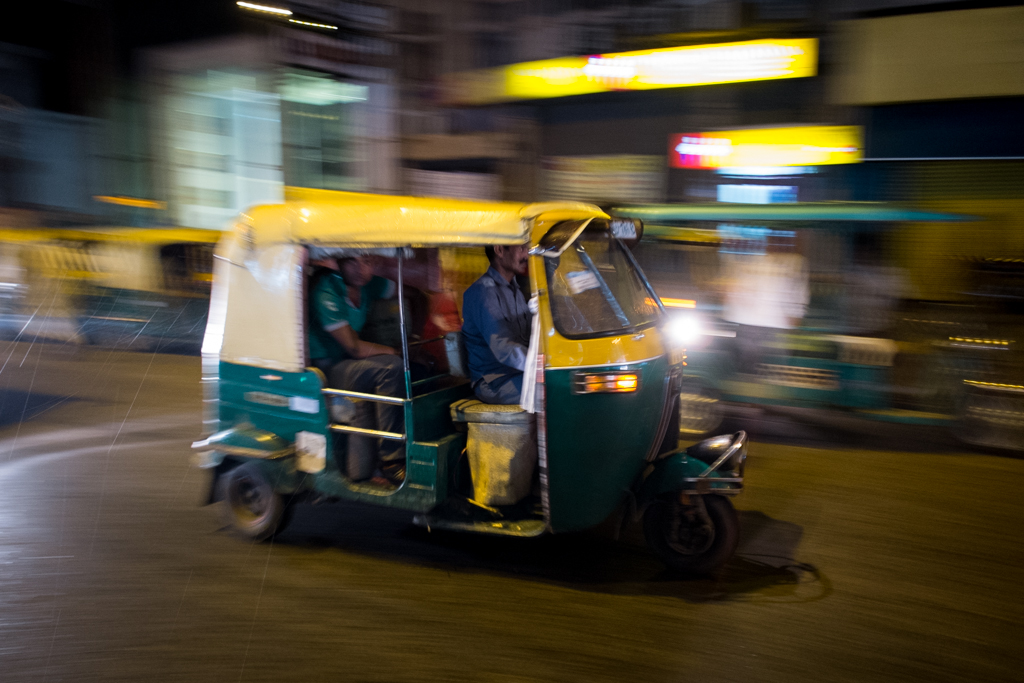 Tuk-tuk Delhi