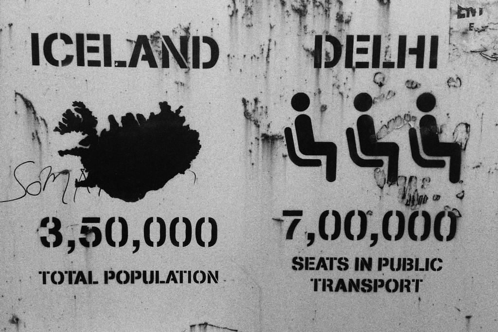 Iceland-Delhi