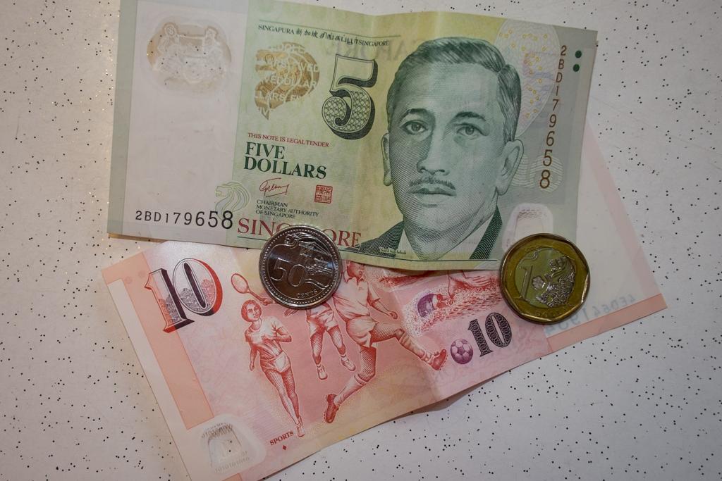 Monnaie Singapour