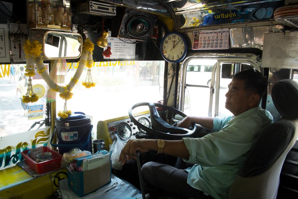Bus pour Erawan