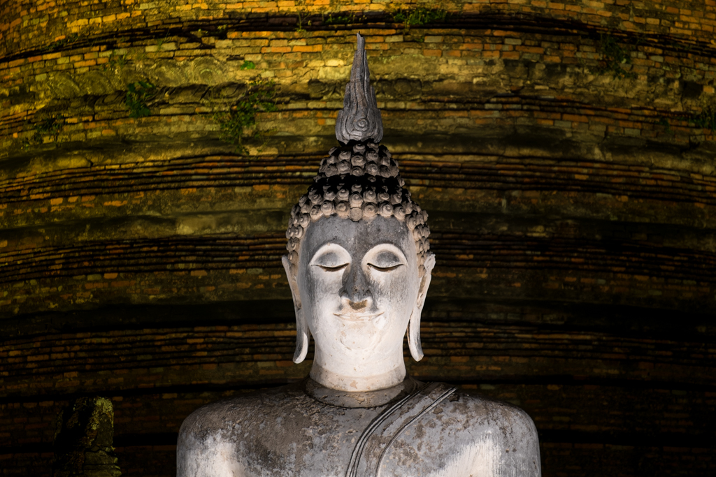 Sukhothai centre lumières