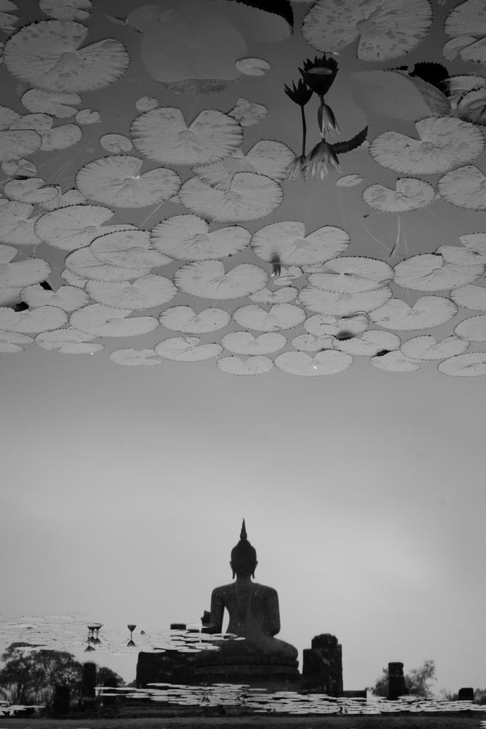 Sukhothai lever de soleil