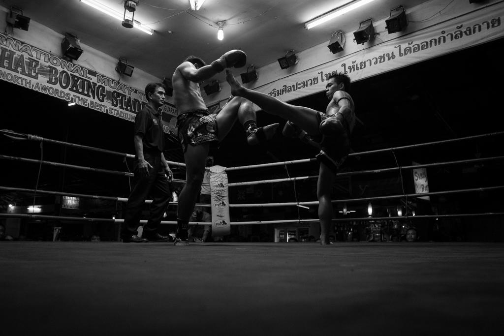 Boxe thaï