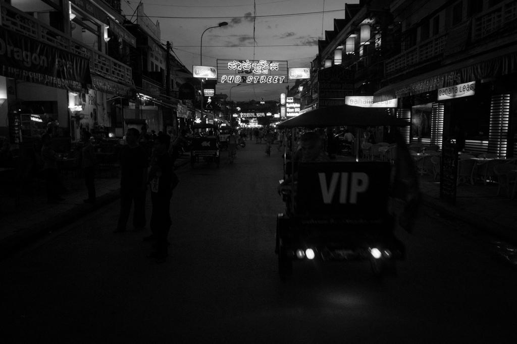 Pub St Siem Reap