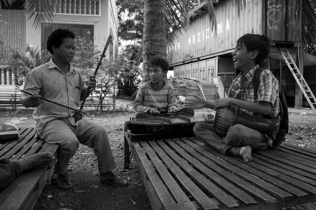 Musique Phare Ponleu Selpak