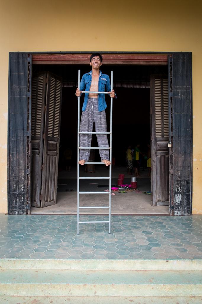 Cirque Phare Ponleu Selpak Battambang
