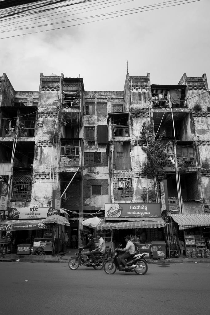 Immeuble Phnom Penh