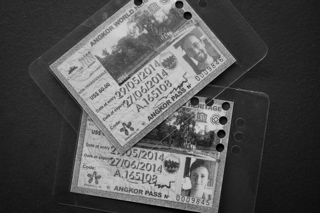 Pass Angkor