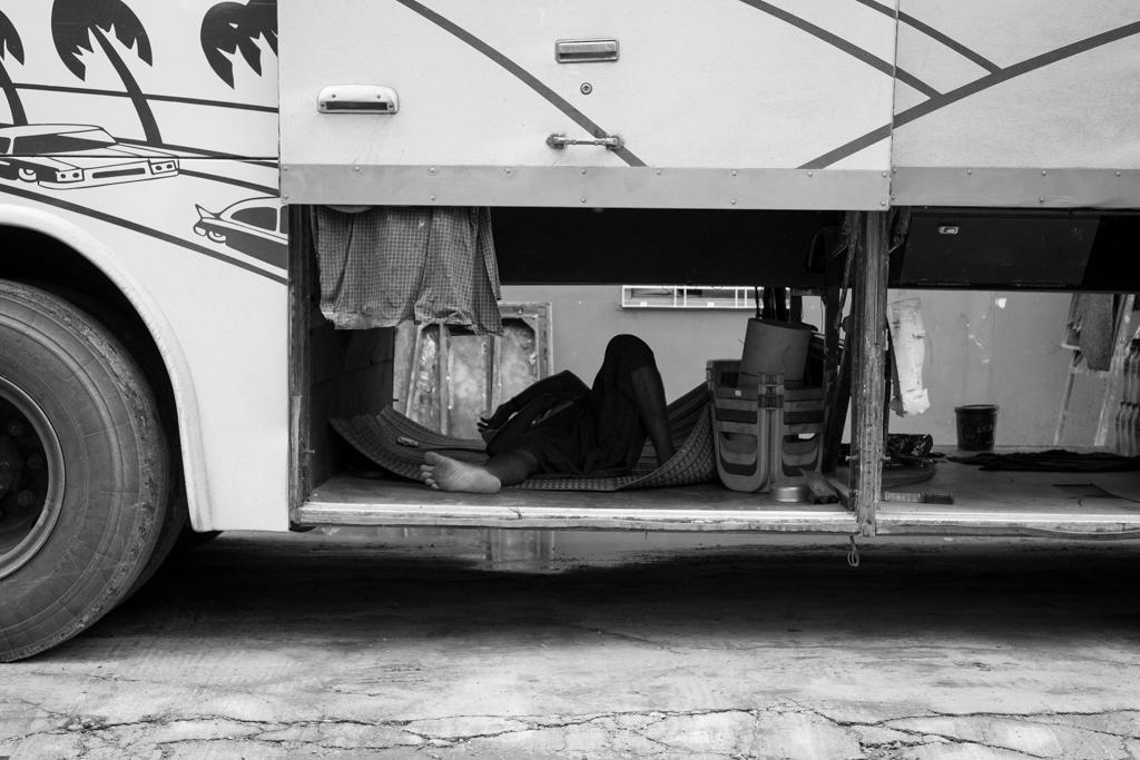 Aung Mingalar Bus