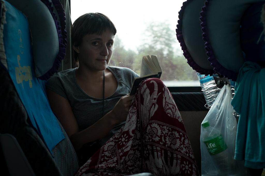 Bus Yangon-Kalaw