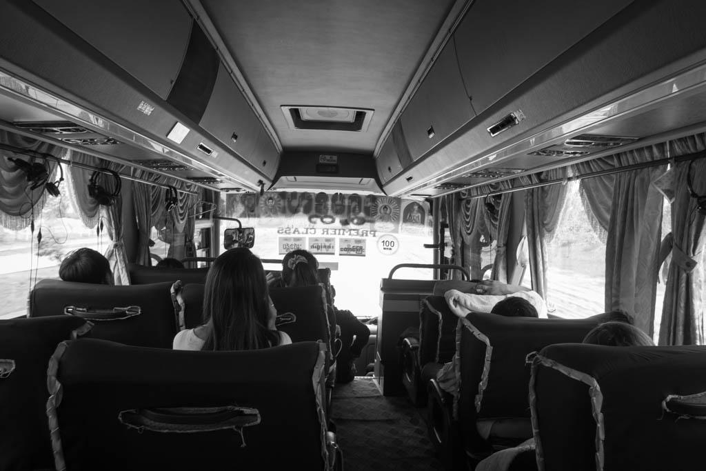 Bus VIP Myanmar