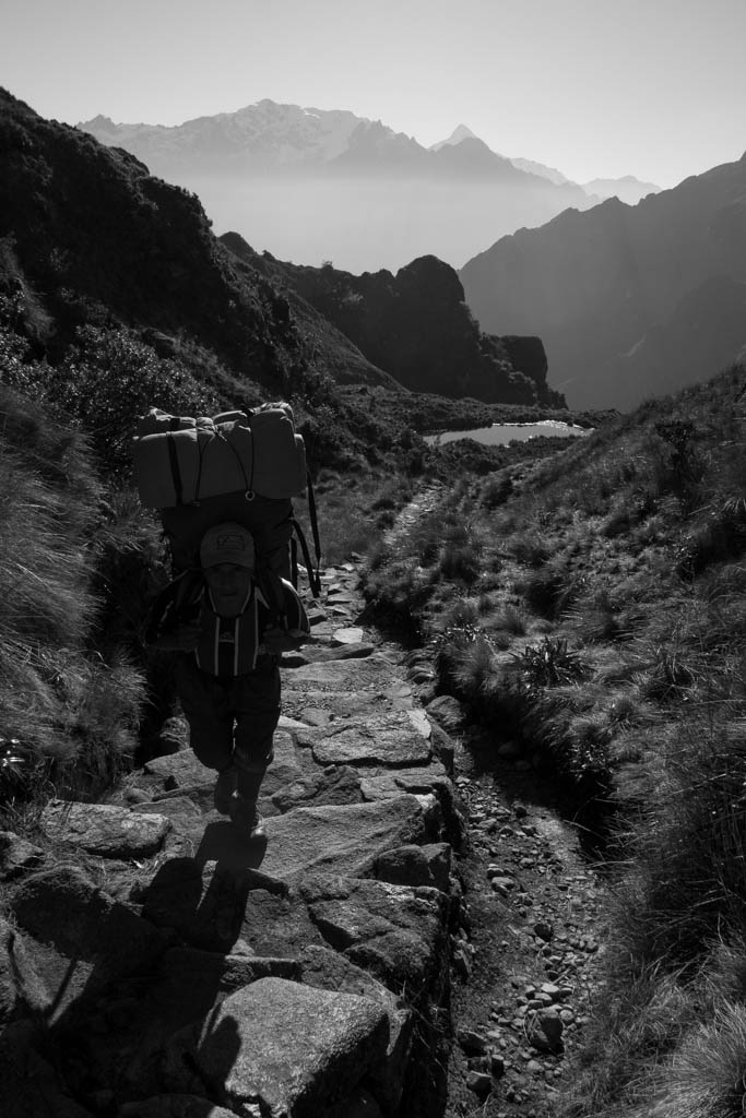 Le chemin...