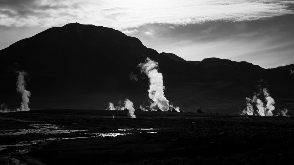 Champ geyser El Tatio