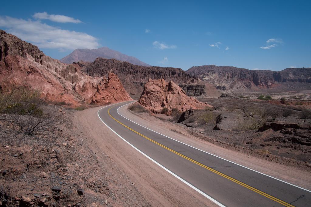 Salta-Cafayate route