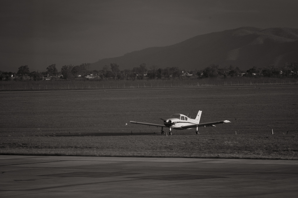 Avion Salta