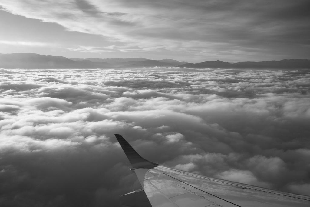Avion Salta-Iguazu