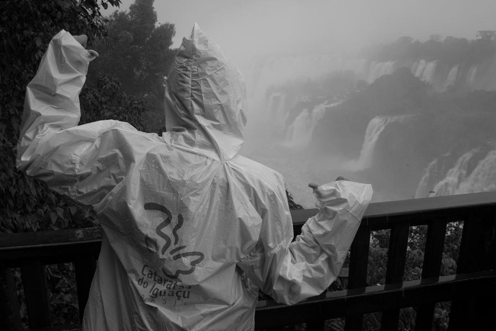 Poncho Iguaçu