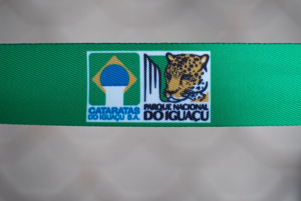 Barrière Parc Iguaçu Brésil