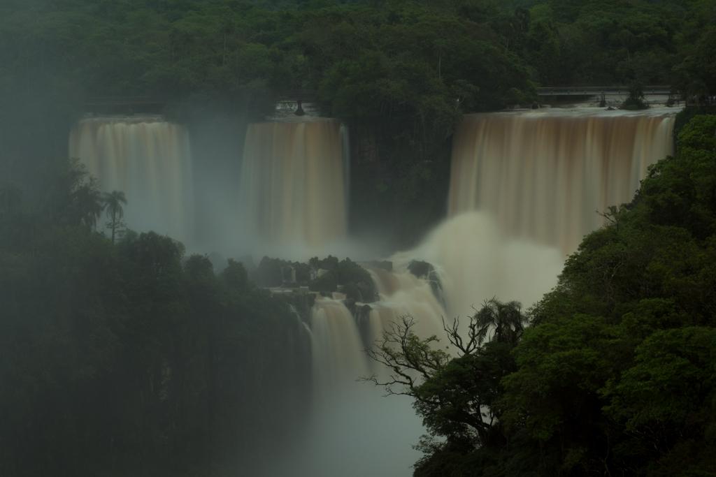 Iguaçu Brésil éclaircie