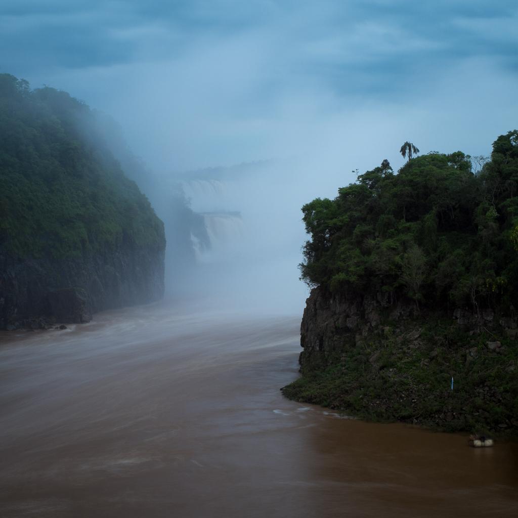 Ile San Martin Iguazu