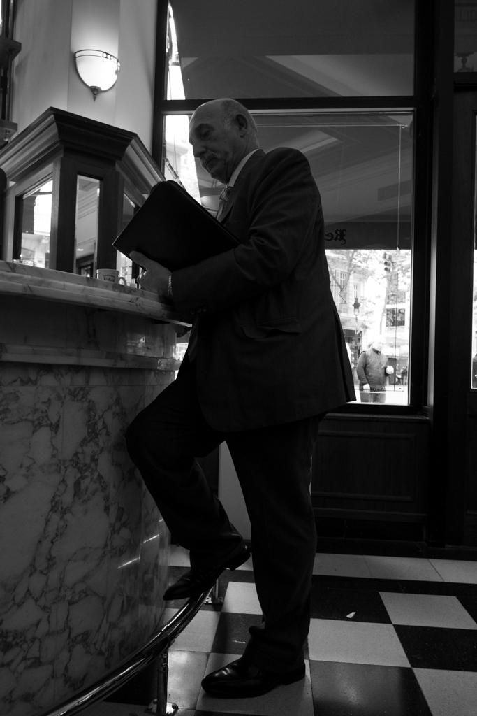Pause London Café Buenos Aires
