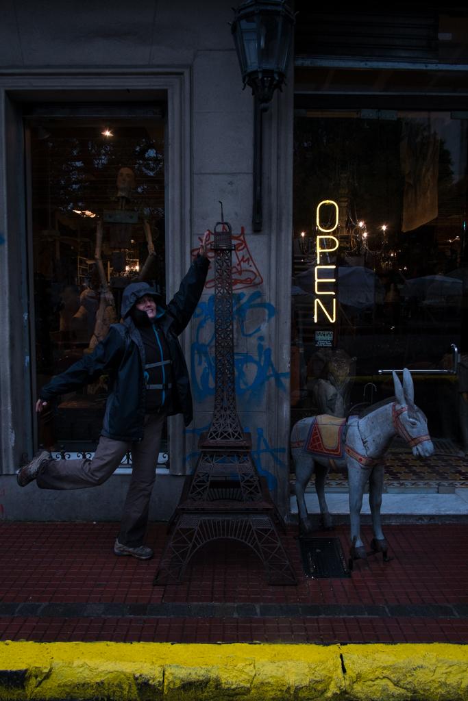 Tiffany Tour Eiffel  Buenos Aires