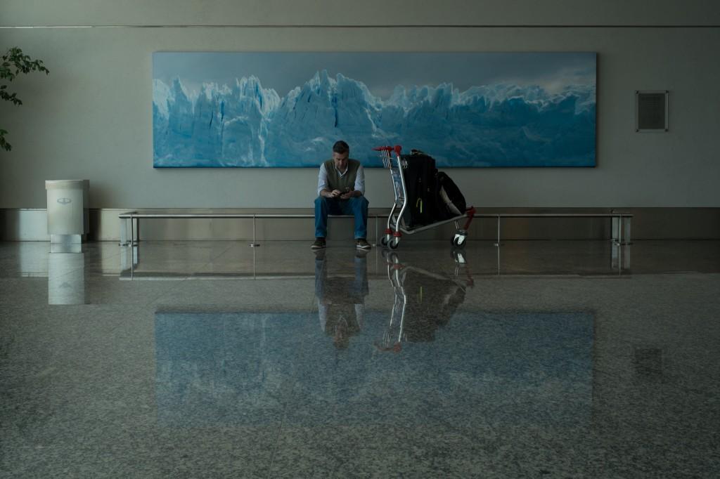 Buenos Aires airport Glacier Perito Moreno