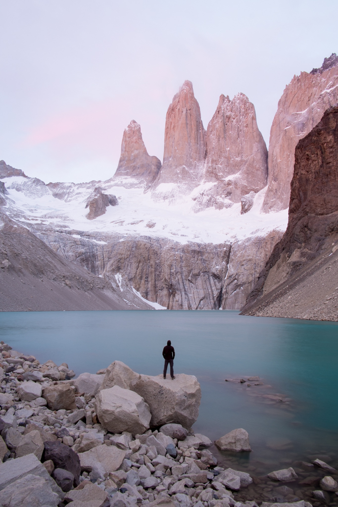 Guillaume Torres del Paine