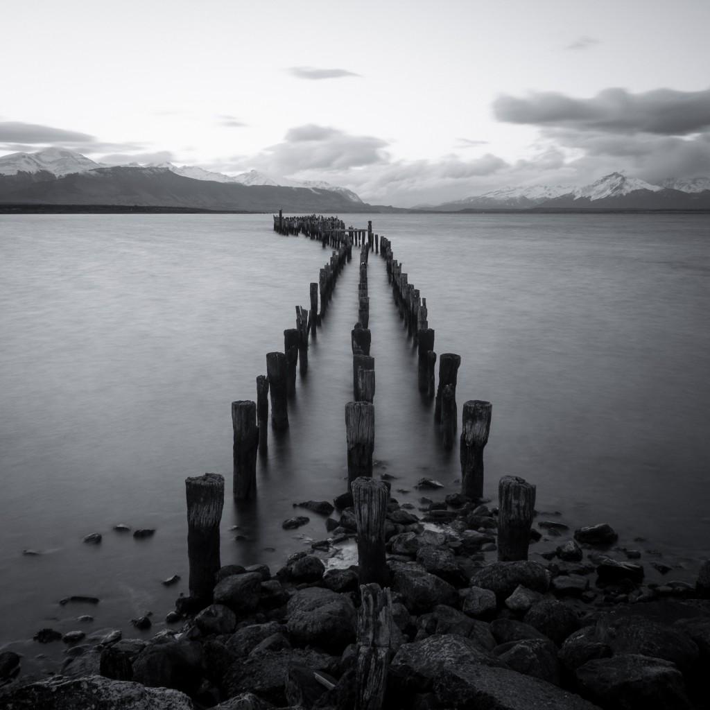 Puerto Natales ponton