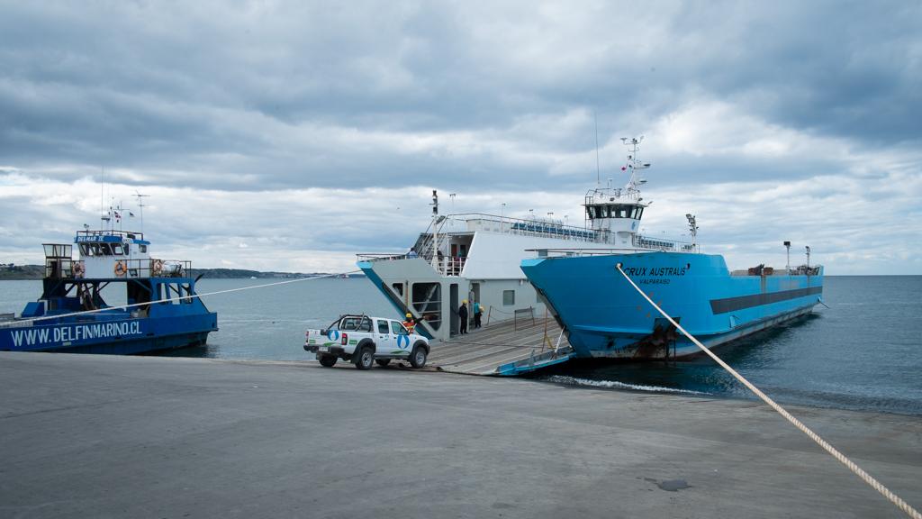 Ferry Porvenir